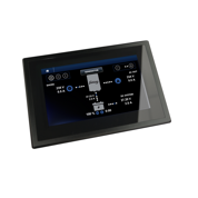WhisperTouch panels  7 дюймов NMEA 2000